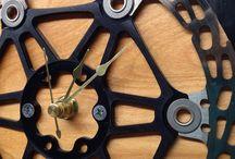 clock gear bike
