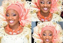 Traditional wear Ideas / Nigerian Wedding