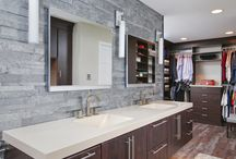 Cipriani Bathrooms / Some of our bathroom projects