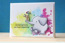 Mama Elephant / by Melissa Davies Designs