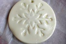 Cold porcelain / Zimna porcelana