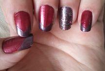 nails art / diseños fáciles de uñas