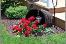 Garden, patios and flower beds / by Leslie Boyles