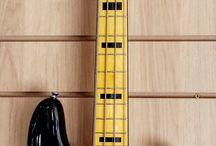 Squier Bass / Bass Guitars