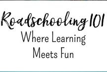 Homeschool: Roadschooling