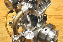 motor escala