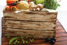 dort zeleninový