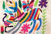 Mexican Style / Mexican inspired decor, art, textiles clothing and other fab finds