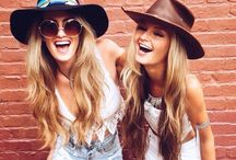 Fall Essentials: The Hat / Swoon. These boutiques, brands and style bloggers are giving us major floppy hat style inspiration!