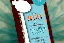 Rach's baby shower