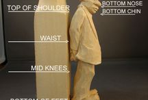 Proportions for Carving