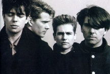 'Echo and the Bunnymen & Ian Mcculloch'