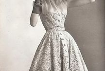 vintage dress images