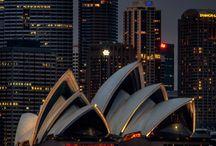 Austrália-Canberra-Melbourne-Adelaide