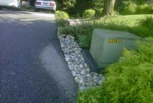 Gravel by Custom Stoneworks & Design Inc. Baltimore MD / Gravel hardscapes.
