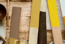 Okergoud - Ocker Golt - Yellow ochre - Anders Style / Okergoud - Ockergeld - Yellow ochre - De Trendkleur 2016