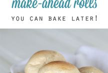 Breads and dough