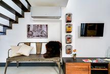 Interior Design / Interior photography and decoration trends.