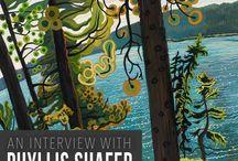 Phyllis Shafer artist