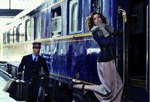 Solo en tren / Aquellos trenes de antes