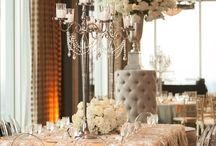 Special party tables