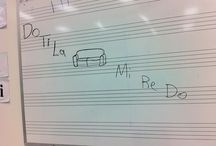Choir Funnies / by Sarah Stockton