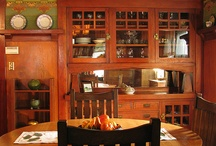 Dining Room Ideas / Clever storage & serving furniture, accessories, etc.  / by Denise Pulley