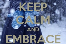 Keep calm / <3