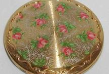 Pretty Vintage and Antique Compacts