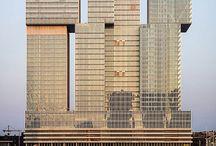Rotterdam architectuur / Gebouwen in Rotterdam