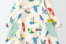 Girl sewing inspiration