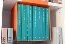 Neatnik Book Storage!