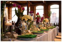 Wedding Centerpieces / by Heatherette Tucker Wood