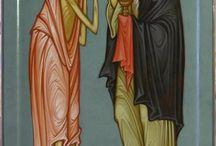 Мать покаяния... Мария