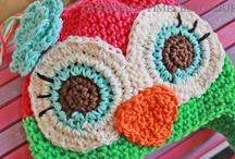crochet: hats and embellishments