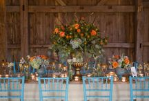 Table Decorations / Wedding table settings