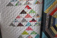 patchwork vol de l'oie