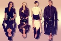 Once Upon A Time / Pictures from Once Upon A Time. It could be anything. Even characters, actors, scenes, funny moments, anything.