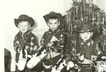 VINTAGE CHRISTMAS PICS / Sweet memories of Christmas past / by Laurel Marcucci