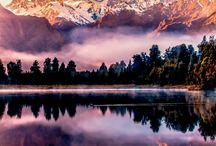 New Zealand / Land, People, Culture and Travel Tips