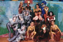 Vestuario Teatral y Disfraces
