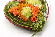 Flower arrangements 2014 / by Grazyna Lilley