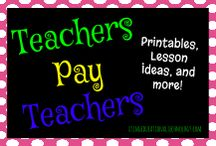 Teachers Pay Teachers - Teaching with Tech / Check out these great products from my Teachers Pay Teachers Store!