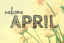 All about April / Anything related to the month of April!