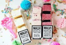 Marshmallows + Birthdays / We love parties, and there's nothing better to celebrate than a birthday! Have a happy, fluffy one.