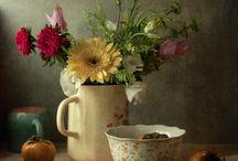 bodegones flores