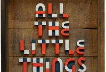 Little & BIG things