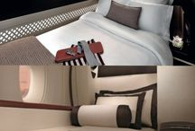 Airplane Interior Design / News & Trends