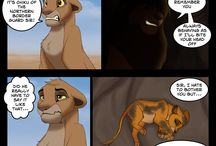 Lion king history