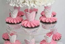 Dance-themed cakes / The perfect cakes for dancers!